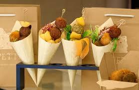 Lo street food del benessere