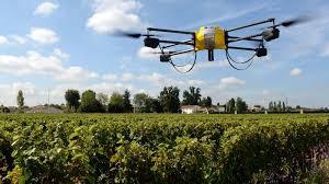 Uso dei droni in agricoltura: il nuovo paradigma dell'agricoltura di precisione
