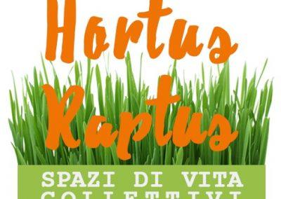 Hortus Raptus: tutti pazzi per l'orto!