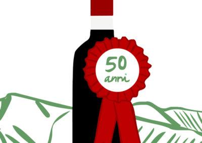 L'eleganza del velluto: buon compleanno Rosso Piceno!