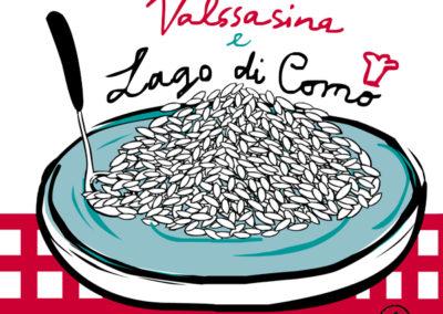 I piatti della tradizione del Lago di Como e della Valsassina