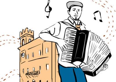 Castelfidardo: la musica l'ingegno e città simbolo dell'unità d'Italia
