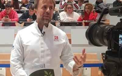 """Al via, con Luca Montersino, il concorso """"La Biodiversità in cucina"""""""