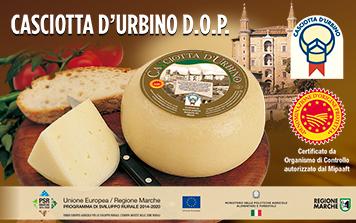 La Casciotta d'Urbino D.O.P