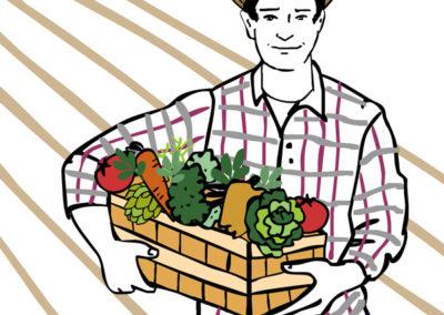 L'agricoltura come risposta alla crisi