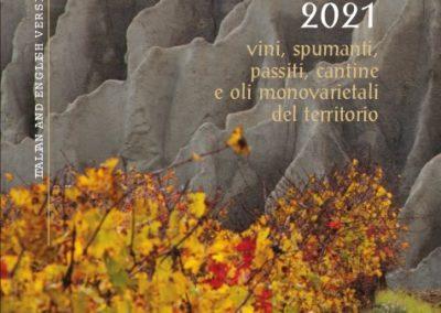 Le Marche nel Bicchiere 2021 – l'atlante dei vini marchigiani edito da AIS Marche