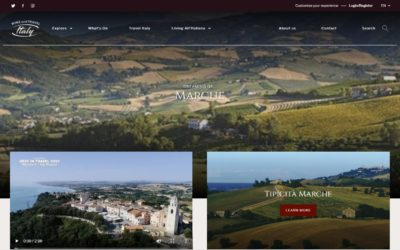 Wine and Travel Italy