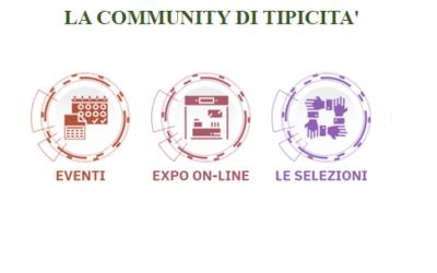 La Community di Tipicità ha la sua piazza del mercato